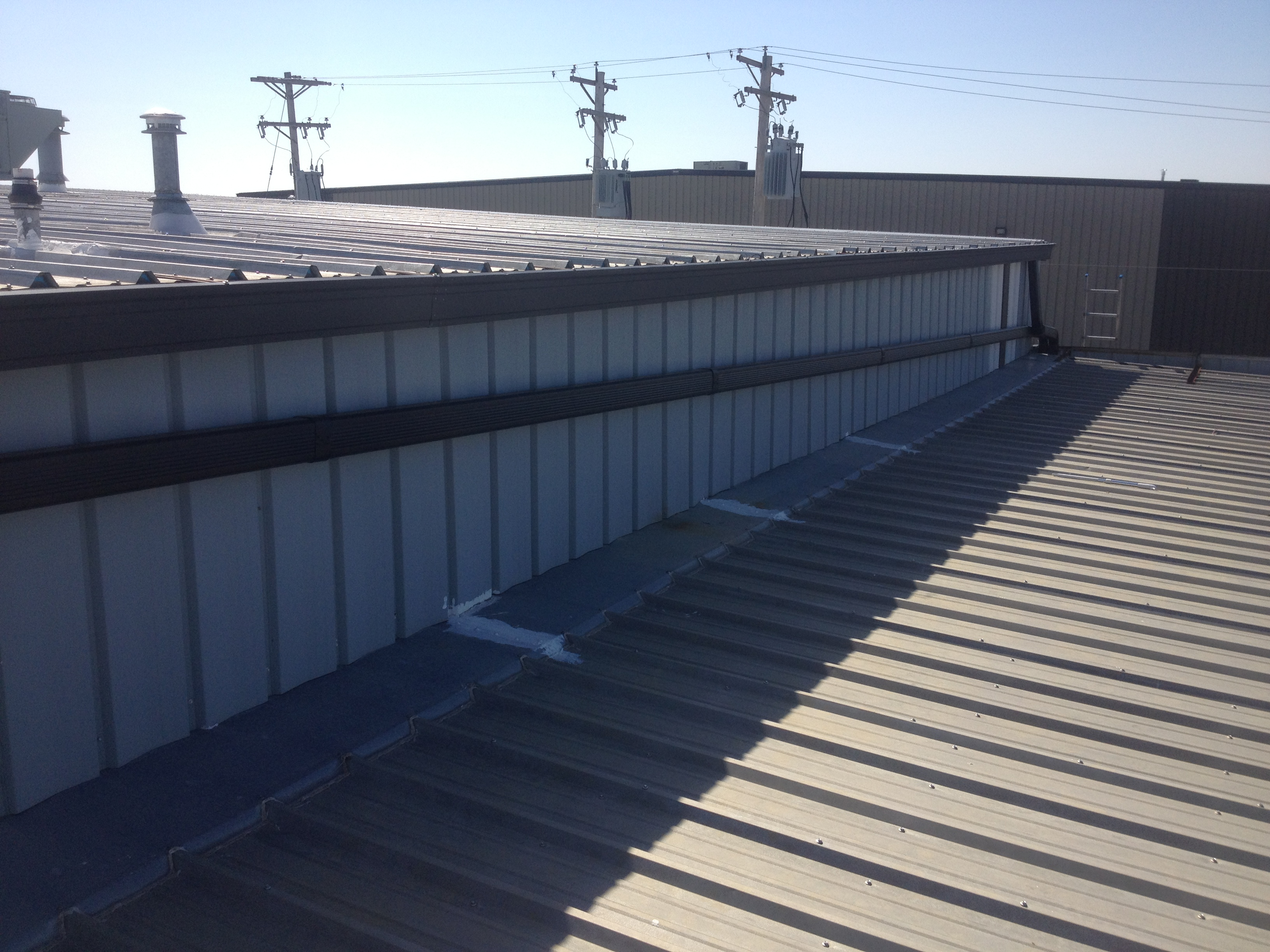 Commerical Roofing and Gutters